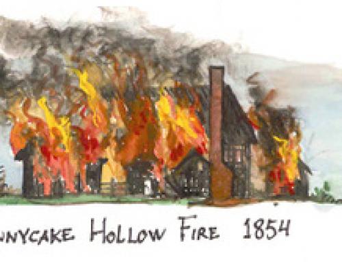 Johnnycake Hollow Fire