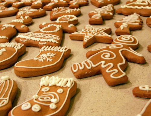 Gingerbread Fundraising Event at NEOMED