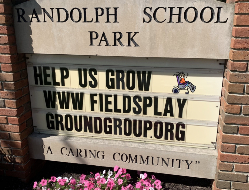 All-Inclusive Playground Receives First Grant!