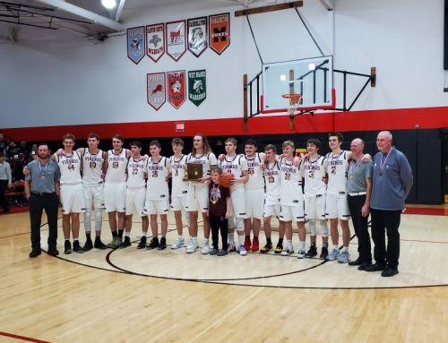 Waterloo Vikings Win District Championship