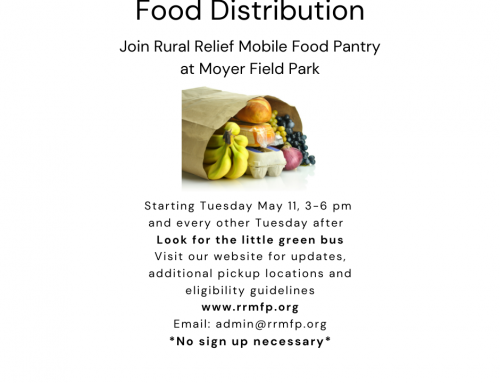 Rural Relief Food Pantry at Moyer Field