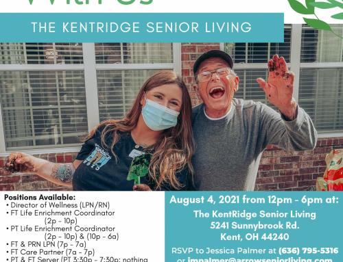 Kentridge Senior Living Job Fair