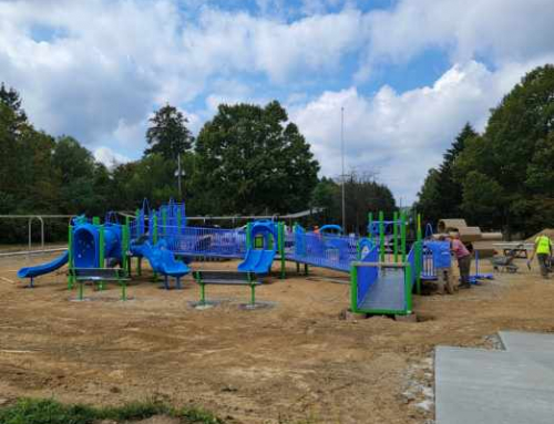 Slop Truck at the Randolph Playground Today!