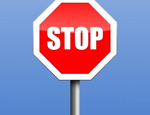 Road Signs Stolen