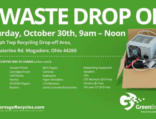E-Waste Drop-Off Event